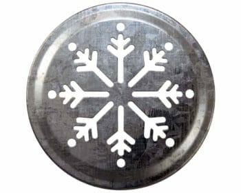 galvanized-snow-flake-lid-insert-regular-mouth-mason-jars-white