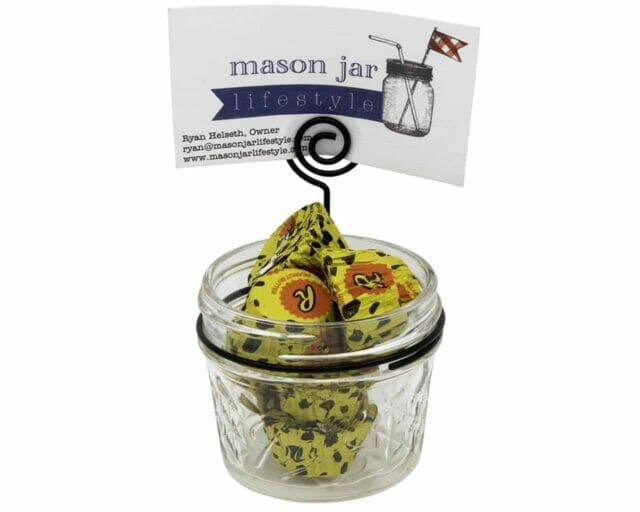 neck-clip-card-holder-regular-mouth-mason-jars-candy-business-card-4oz