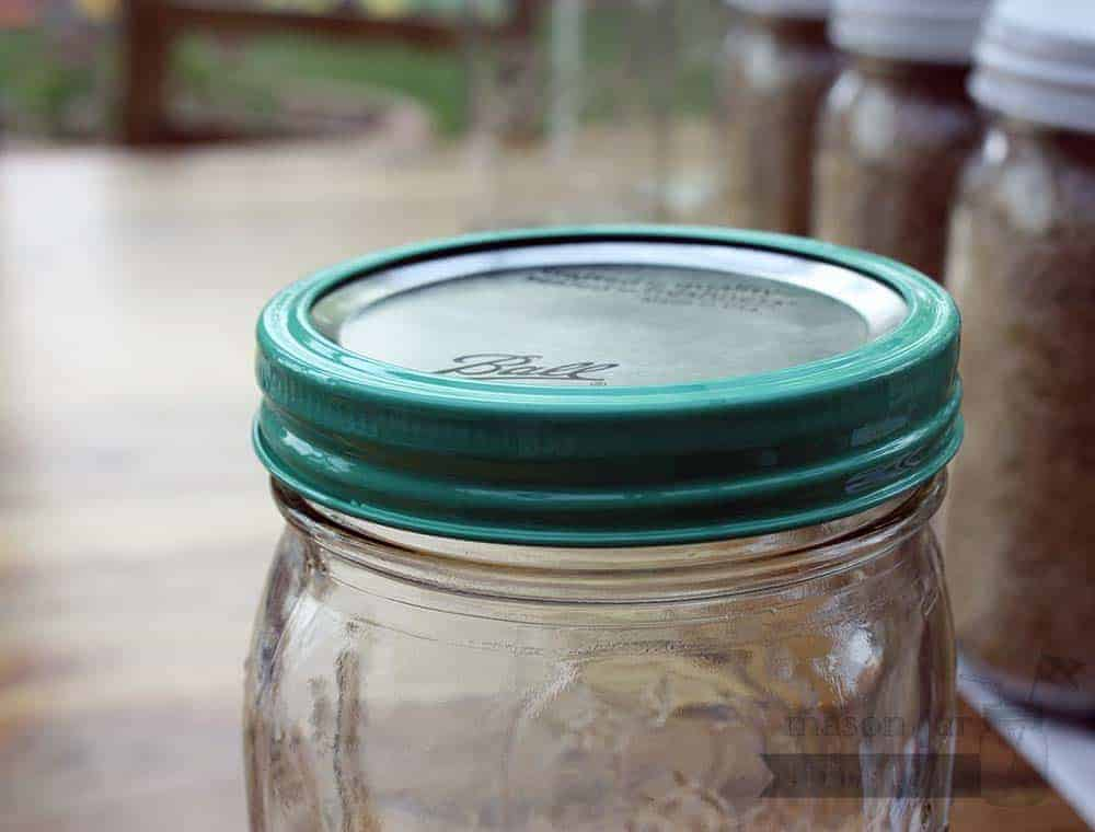 40 Colors Decorative Glossy Bands For Wide Mouth Mason Jars Mesmerizing Decorative Lids For Canning Jars