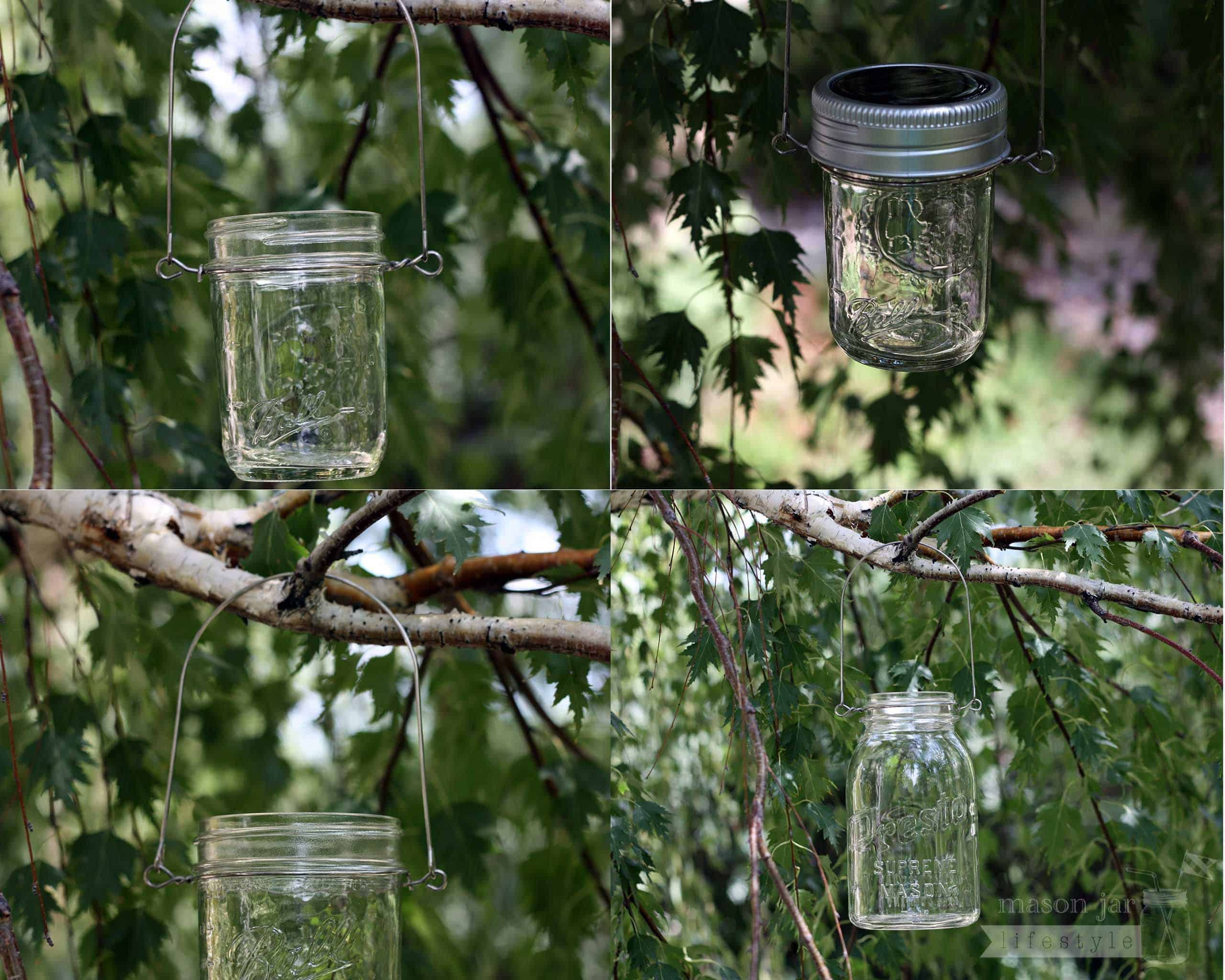 Stainless Steel Wire Handles For Wide Mouth Mason Jars