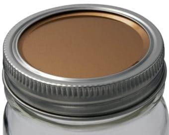 mason-jar-lifestyle-copper-flat-storage-lid-insert-with-stainless-steel-band-regular-mouth-mason-jar