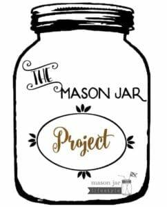 The Mason Jar Project Logo - Mason Jar Lifestyle