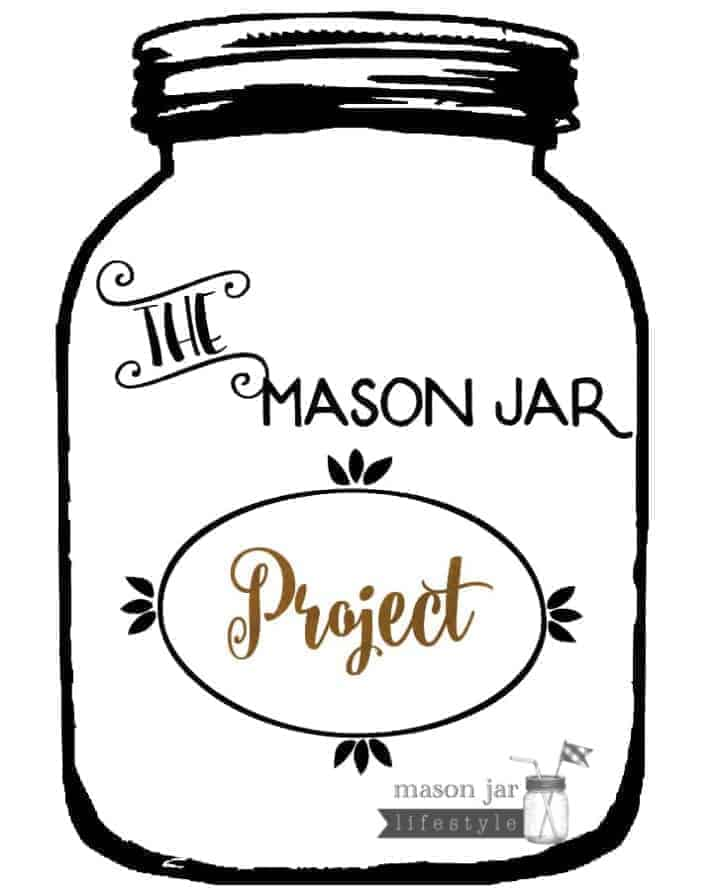 The Mason Jar Project Logo - Mason Jar Lifestyle