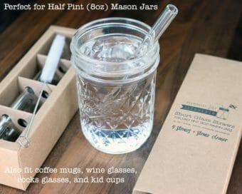 mjl-glass-straws-short-half-pint-8oz-mason-jars-5.75-inches-9mm-4-pack-cleaner-box