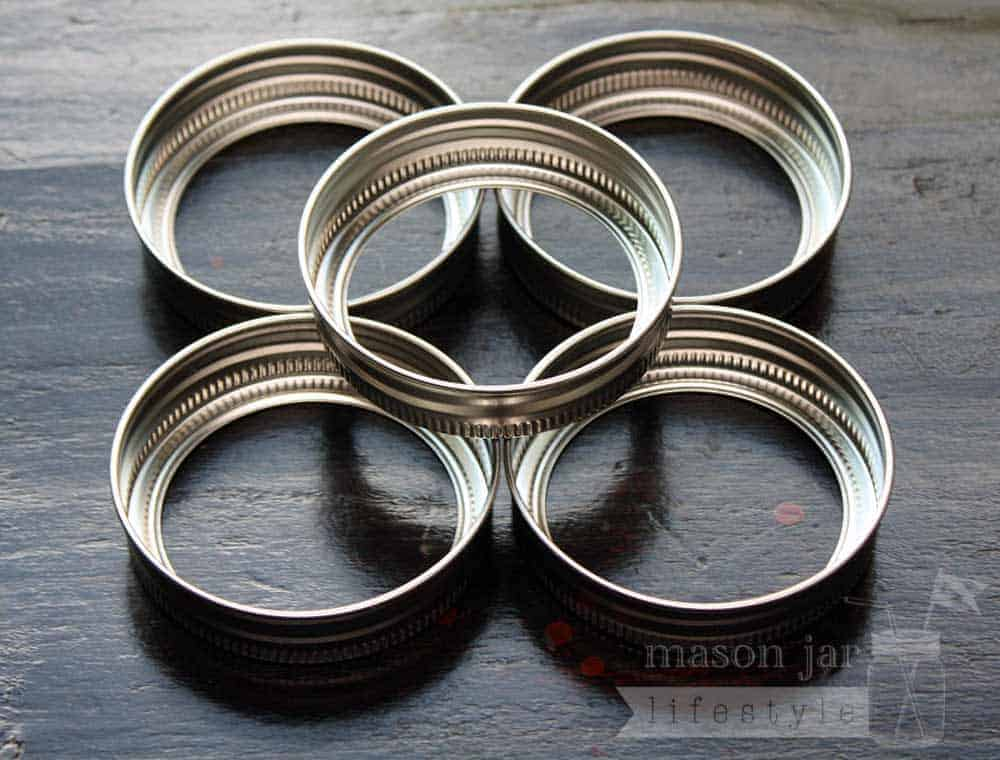 Stainless Steel Rings For Canning