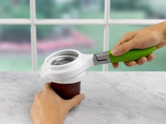 Ball Sure Tight band tool for canning in Mason jars