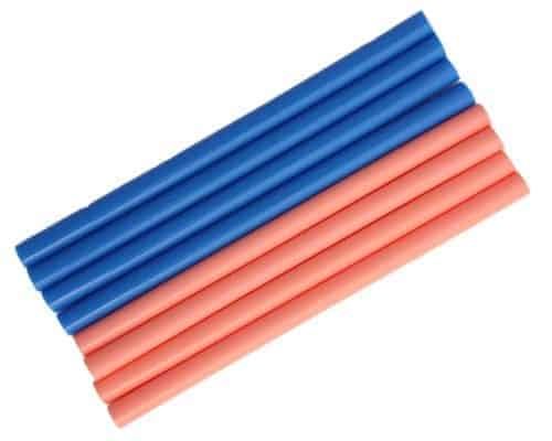 Silicone straws for pint Mason jars 8 pack
