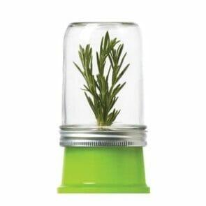 Jarware herb saver for regular mouth Mason jars
