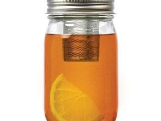 Jarware tea infuser for regular mouth Mason jars