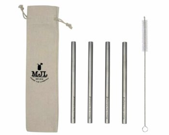 mason-jar-lifestyle-medium-7.25-inch-extra-thick-9.5mm-smoothie-straws-quart-32oz-mason-jars-cleaning-brush-cloth-bag