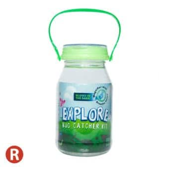 reCAP Explore Mason jar bug catcher kit
