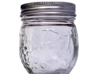 Ball Collection Elite Design Series 8oz Jam Jar
