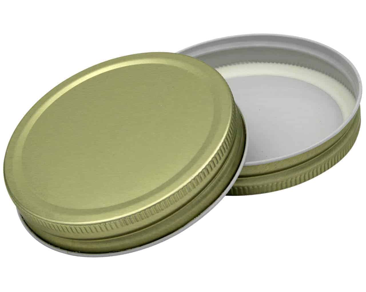 gold-one-piece-storage-lid-wide-mouth-mason-jars-top-bottom