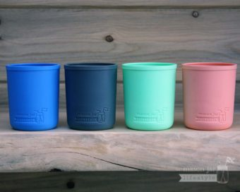 Silicone sleeves for half pint 8oz Mason jars koozies kozies coozies cozies