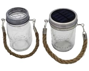 thin-thick-jute-rope-handles-regular-wide-mouth-mason-jars-ball-kerr-solar-light-frog-lid