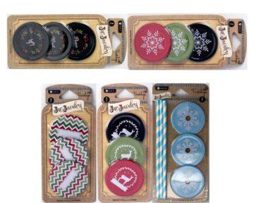 jar-jewelry-christmas-lid-inserts-5-types-regular-mouth-mason-jars