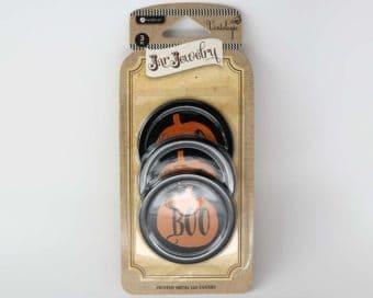 jar-jewelry-halloween-boo-pumpkin-lid-insert-3-pack-regular-mouth-mason-jars