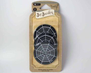jar-jewelry-halloween-spider-web-metal-straw-hole-lid-insert-3-pack-regular-mouth-mason-jars