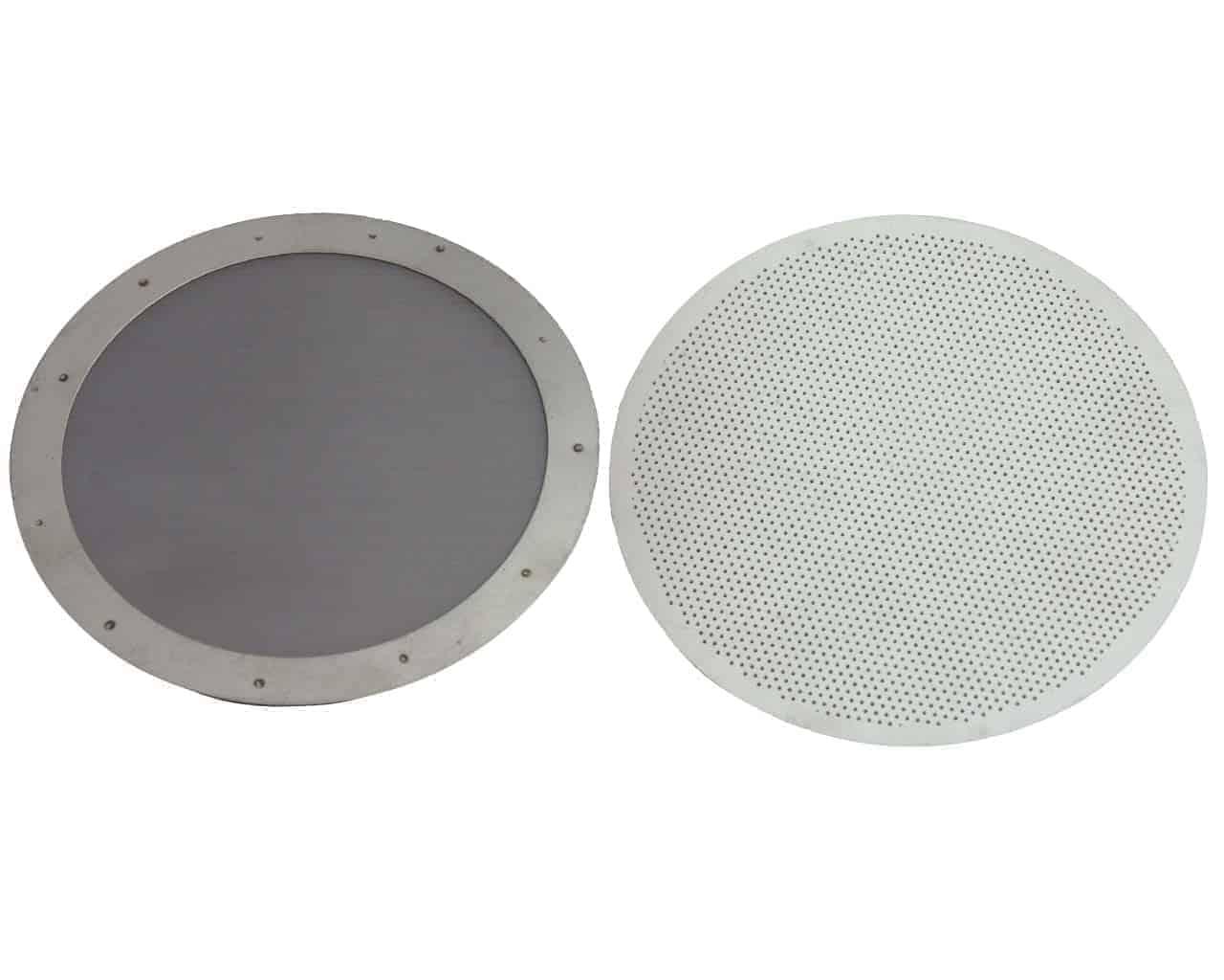 Aeropress reusable stainless steel filter disc pack