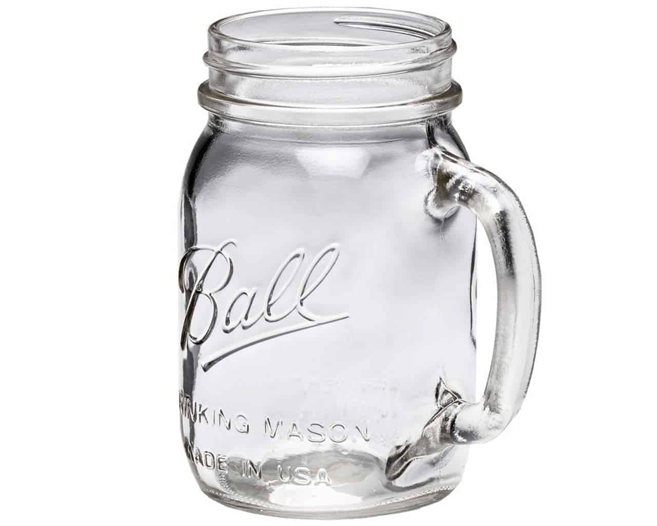 ball 16 oz mason jars. ball pint 16oz regular mouth drinking mason jar with handle 16 oz jars s