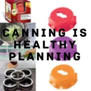 Mason Jar Canning Items