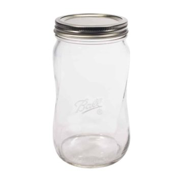 ball-collection-elite-spiral-quart-28oz-wide-mouth-mason-jar