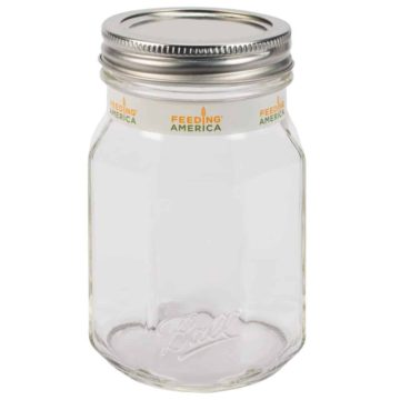 ball-sharing-pint-16oz-feeding-america-regular-mouth-mason-jar