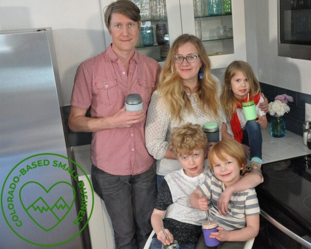 Mason Jar Lifestyle is a Colorado-based family run small business.