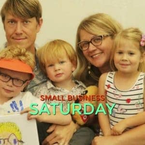 Mason Jar Lifestyle Small Business Saturday Picture