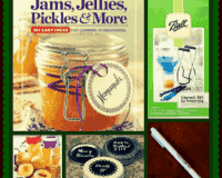 MJL Canning Collage