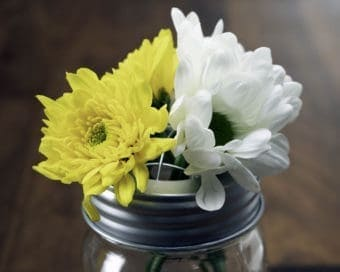 silver-frog-lid-wire-grid-regular-mouth-mason-jars-flowers