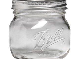 Ball Collection Elite Wide Mouth Pint 16oz Mason Jar