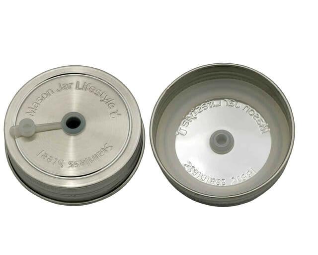 mason-jar-lifestyle-rust-proof-stainless-steel-straw-hole-lids-regular-mouth-mason-jars-silicone-top-bottom