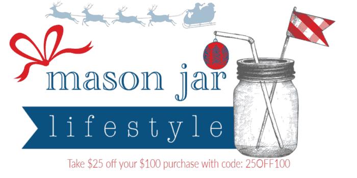 Logo Mason Jar Lifestyle