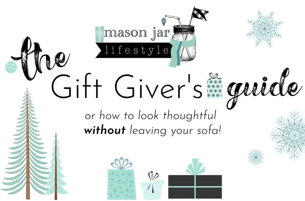 Gift Giver's Guide 2020