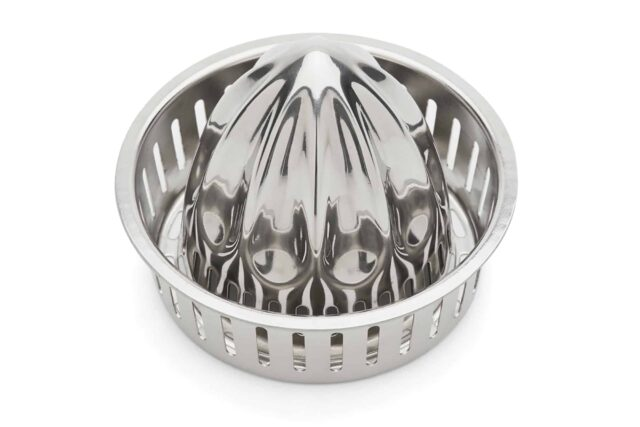 Jarware stainless steel juicing lid for wide mouth Mason jars