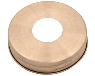Real copper soap dispenser lid adapter for regular mouth Mason jars