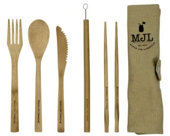mason-jar-lifestyle-bamboo-utensil-set-roll-up-cotton-carrying-bag-fork-spoon-knife-chopsticks-straw-brush-rolled