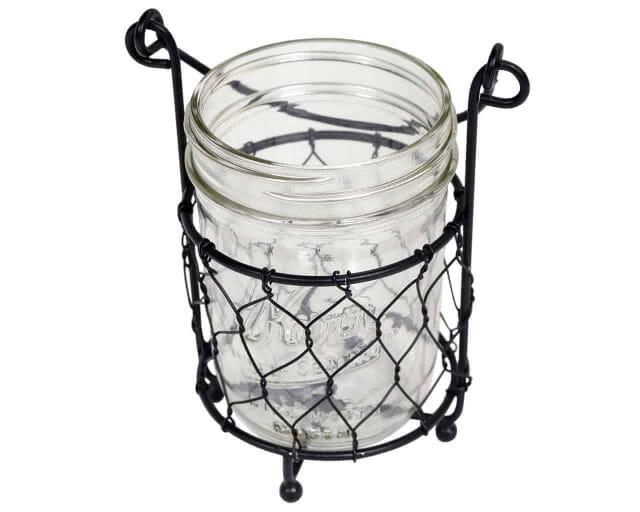 one-jar-caddy-chicken-wire-kerr-jar