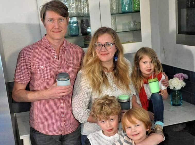 Mason Jar Family