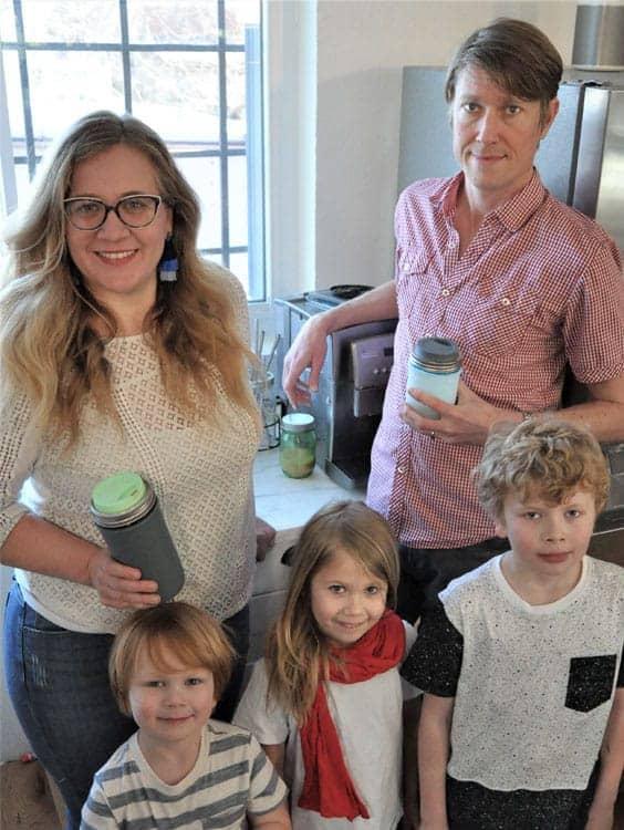 Mason Jar Lifestyle Family