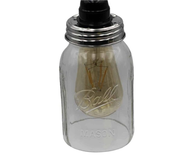 mason-jar-lifestyle-chrome-mirror-polished-lighting-lid-regular-mouth-quart-ball-mason-jar