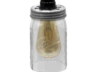 mason-jar-lifestyle-galvanized-metal-zinc-lighting-lid-wide-mouth-quart-ball-mason-jar