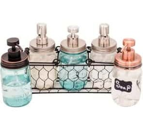 Soap Pump Lids