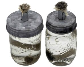 mason-jar-lifestyle-tiki-torch-oil-lamp-wick-lid-galvanized-metal-regular-wide-mouth-ball-jars